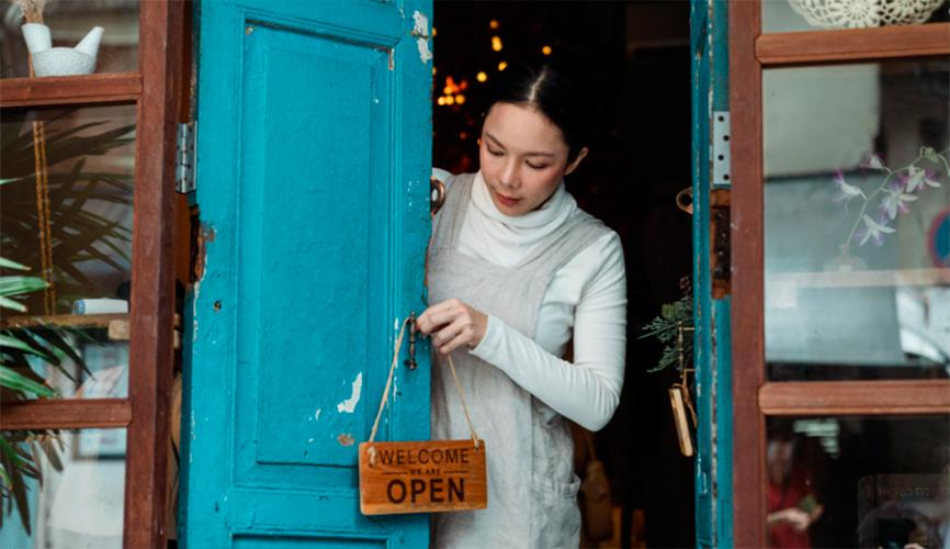 Choosing a location for your business