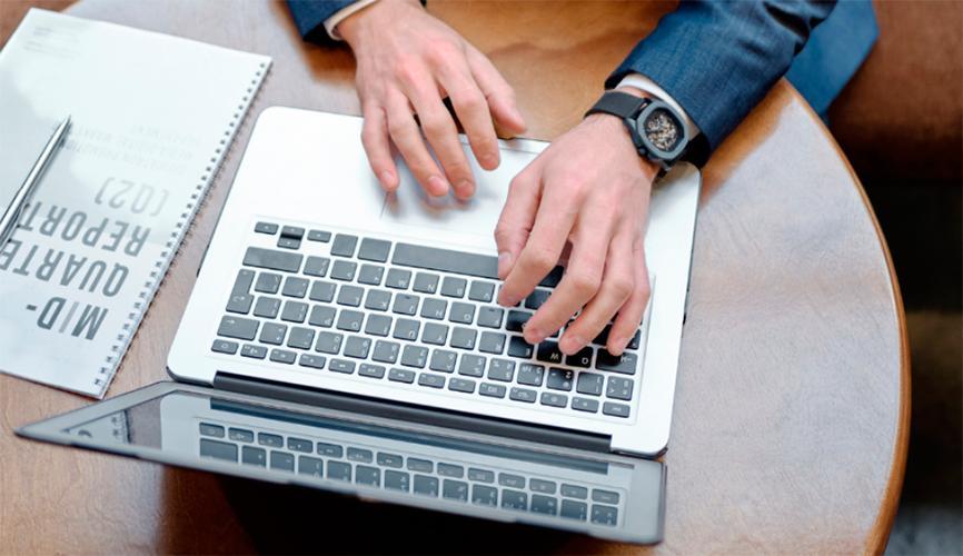 Start a business online. Tips for entrepreneurs